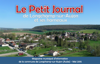 Journal municipal – mai 2015